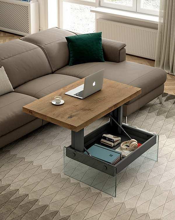 Tavolino Ozzio ET60 | LUGANO Easyline