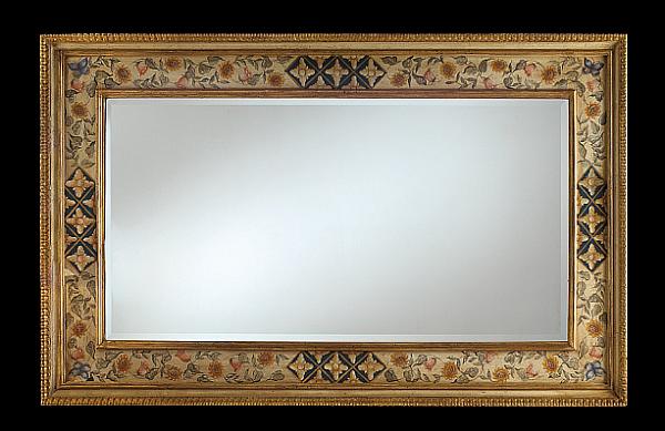 Specchio STILE LEGNO 1034 Momenti Arte
