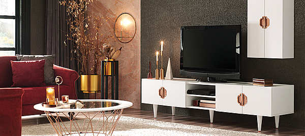 Supporto TV Enza Home 07.351.0527 LIVING
