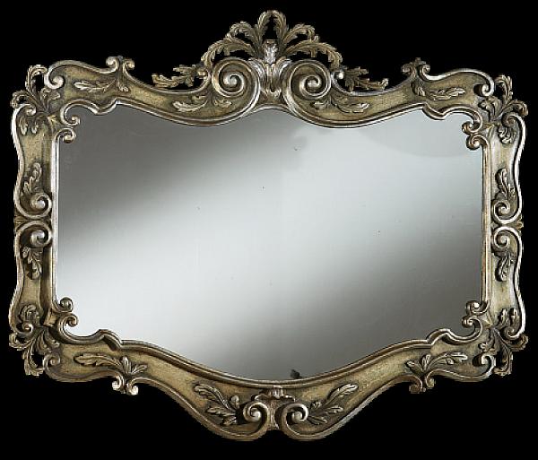 Specchio STILE LEGNO 1048.041 Momenti Arte
