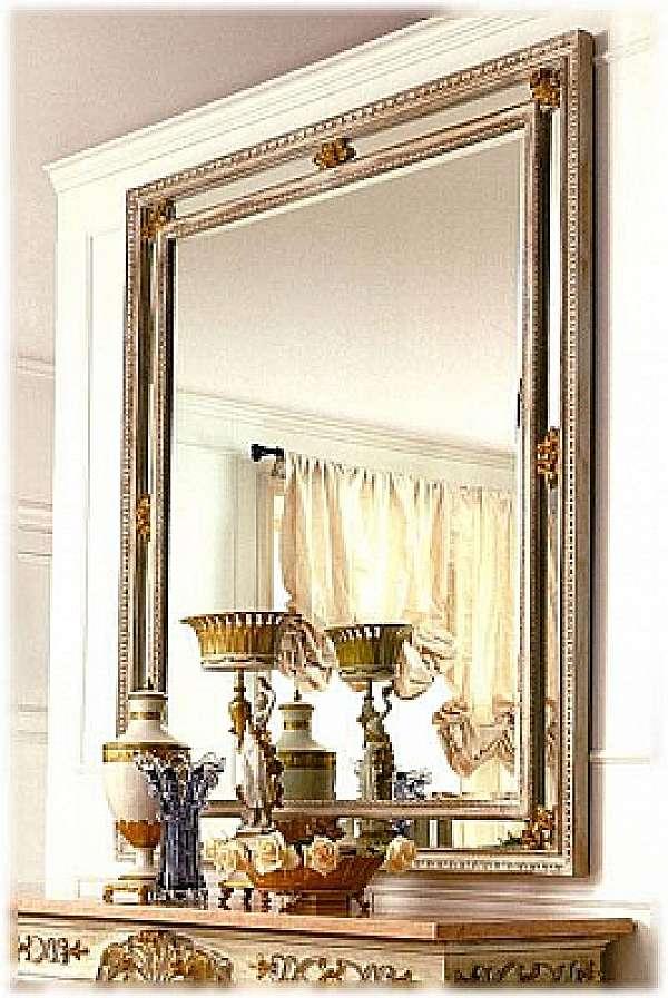 Specchio CAPPELLINI INTAGLI 291/S Catalogo copertina nero
