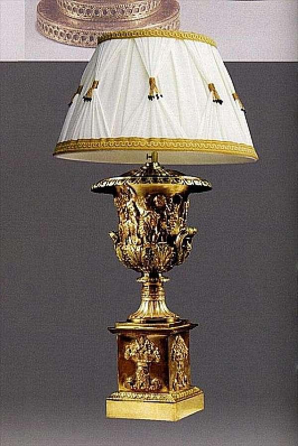 Lampada da tavolo CAMERIN SRL 649 The art of Cabinet Making II