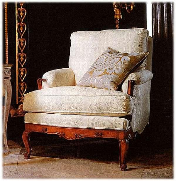 Poltrona SALDA ARREDAMENTI 8507 Chair, armchair, lamp table