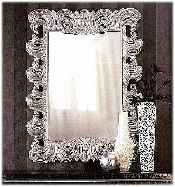 Specchio CAPPELLINI INTAGLI 70 Mirror Catalogo copertina nero