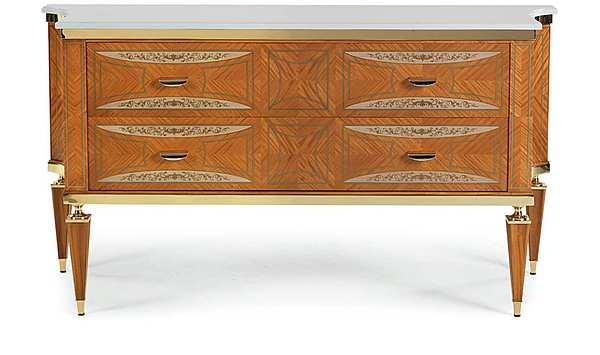 Cassettiera ZANABONI W.038/CH CONTEMPORARY