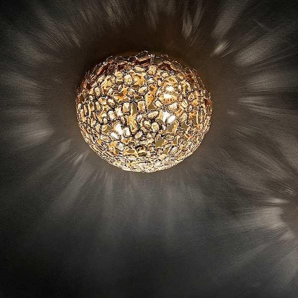 Lampadario MASIERO (EMME PI LIGHT) Gold Imperial / pL2 G