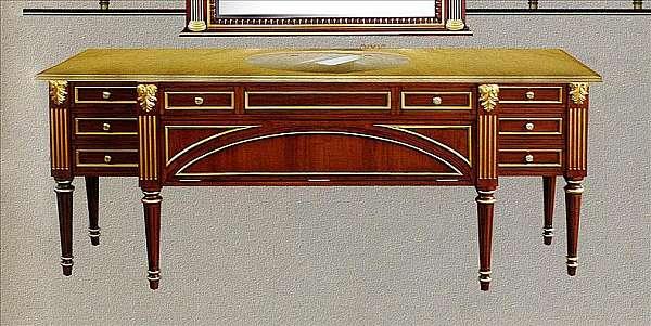 Basa sotto il lavello CAMERIN SRL 3003 The art of Cabinet Making II