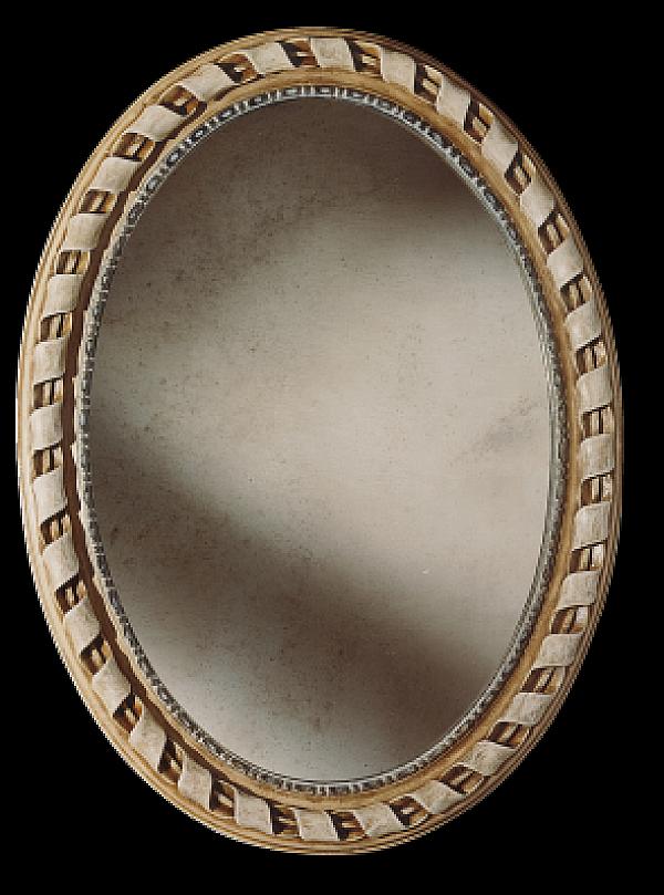 Specchio STILE LEGNO 1083 Momenti Arte