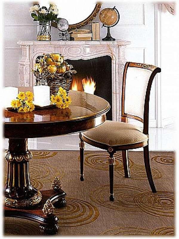 Sedia CAPPELLINI INTAGLI 525 Chair Catalogo copertina nero