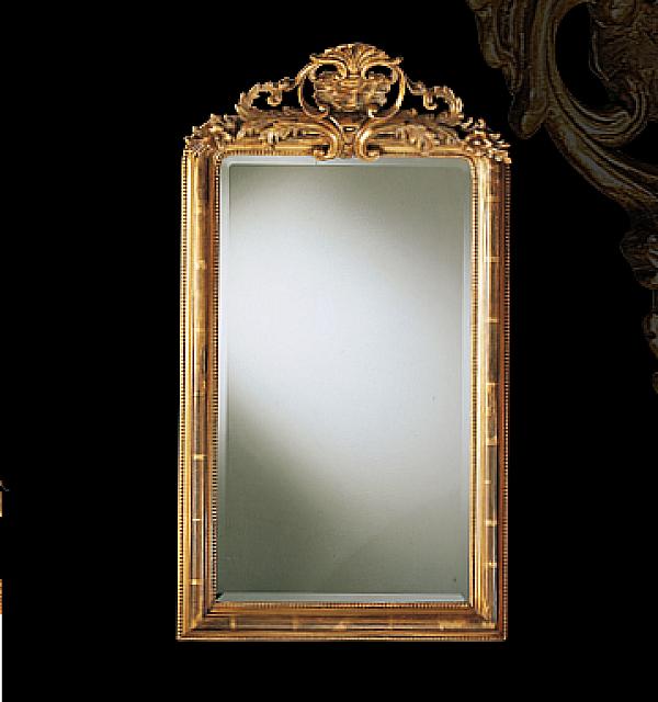 Specchio STILE LEGNO 1021 Momenti Arte