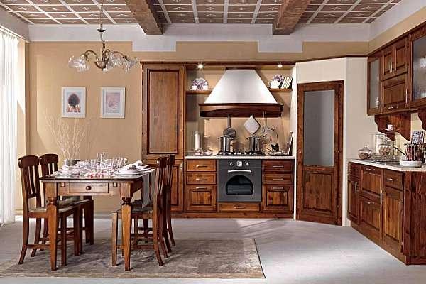 Cucina ARRIMOBILI pistacchio New Country