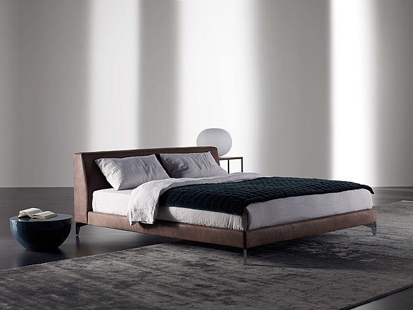 Letto MERIDIANI (CROSTI) Louis up BED Collection 2013